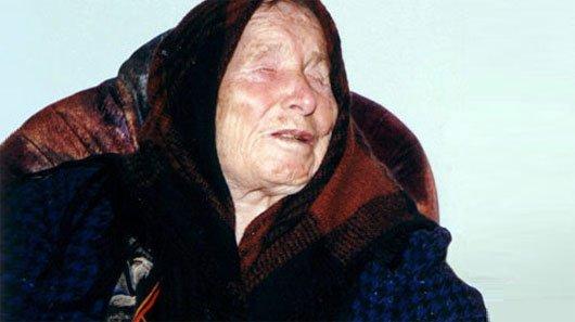 Nhà tiên tri mù nổi tiếng thế giới Baba Vanga