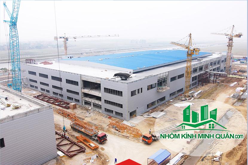 nhà xưởng công nghiệp tại bầu bàng thi-cong-nha-xuong-tai-bau-bang-binh-duong