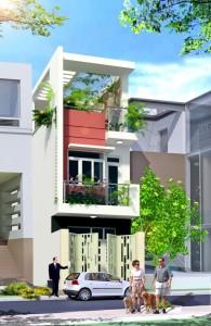 10 Mẫu Nhà Phố Mới Nhất Bạn Không Thể Bỏ Qua Nếu Có Ý Định Xây Nhà Năm 2020